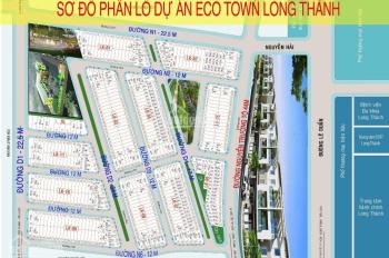 Eco Town Long Thành, đầu tư thu lợi an toàn bền vững, LH: 0903194893