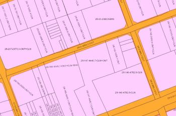 Bán đất tân hiệp, MT64m, trục giao thông chính, diện tích 9000m2. Lh 0911024851