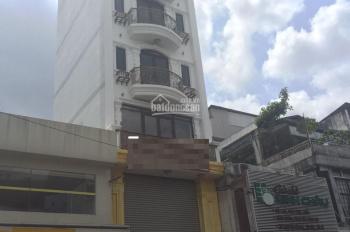 Cho thuê nguyên căn nhà mặt tiền mới đẹp số 35 Trần Quốc Toản, P. 8, Quận 3