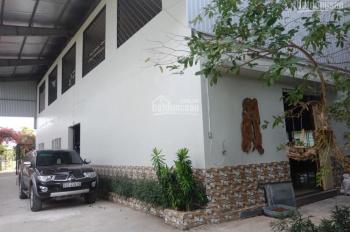 Bán gấp kho bãi nhà xưởng tại Cần Giuộc, Long An. DT 4.200m2, giá 34 tỷ TL