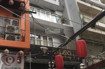 Cho thuê nhà nguyên căn đường Lê Thánh Tôn, Quận 1, 4x22m, 9 PN, 9 WC, tiện spa, căn hộ, KD tự do
