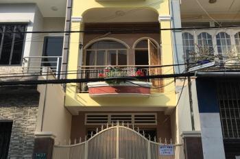 Bán nhà 1 trệt 2 lầu, hẻm 34 - đường Phan Chu Trinh, gần chợ Biên Hòa