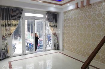 Khu nhà phố 1 trệt 3 lầu gần ngay chợ Thạnh Xuân mở bán đợt 1,giá 3,55 tỷ/ căn, diện tích 5.2 x 11m