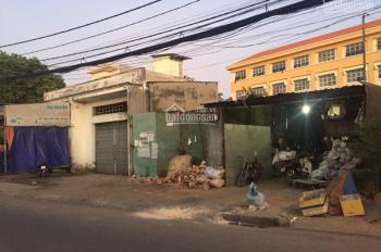 Bán kho xưởng đường Gò Dầu, P. Tân Qúy, DT: 10x30m nhà C4 + nhà 2 lầu, tổng 300m2 giá 60 triệu/m2