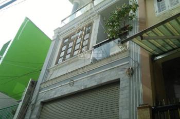 Bán nhà ngay khu Cư xá Phú Lâm, Bà Hom, P. 13, Q. 6, giá 6,2 tỷ, DT 5x12m, 4 tấm, LH: 0938449092