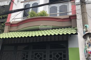 Bán nhà đường 12, Bình Hưng Hòa, Bình Tân, 4x11m. 1 lầu, 3,6 tỷ