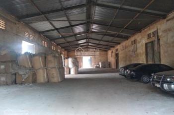 Cho thuê kho xưởng Thạch Cầu, Long Biên, HN, DT 400m2, giá 24tr/th