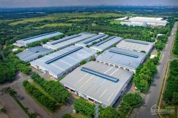 Đất nhà xưởng, kho bãi KCN Tân Uyên, Bình Dương, làm ăn thua lỗ bán gấp, bán rẻ, kẹt tiền bán lỗ