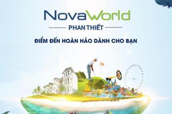 Novaworld Phan Thiết giá đợt 1, nhà phố 3,3tỷ/căn, biệt thự 4,9tỷ/căn. LH 0906777032 lấy căn đẹp