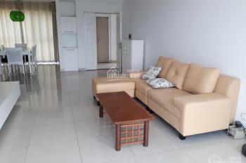 Cho thuê căn hộ Garden Court, 143m2, 3PN, 2WC, lầu cao, đầy đủ nội thất, nhà đẹp. Giá chỉ 25 tr/th