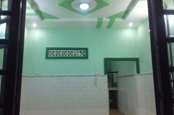 Cho thuê nhà HXH 242 Lê Đình Cẩn, phường Tân Tạo, quận Bình Tân giá chỉ 6 triệu/th
