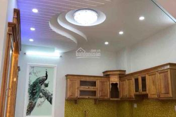 Cho thuê nhà nguyên căn hẻm 6m đường Huỳnh Văn Nghệ giao với Phạm Văn Bạch, P12, Q. Gò Vấp