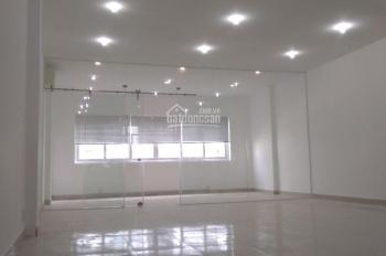 Cho thuê 60m2 văn phòng tại 124 Khánh Hội, phường 6, quận 4, giá rẻ, góc 2 mặt tiền