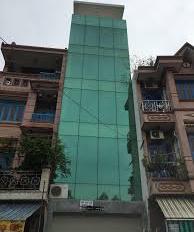 Nhà cho thuê MT Calmette, 100m2/sàn, 4 lầu có thang máy, 139 triệu/tháng