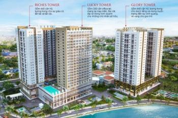 Bán Richmond City MT Nguyễn Xí căn hộ 2PN, 3PN, officetel, giá rẻ nhất thị trường. LH 0938430460