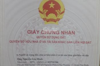 Bán đất lô góc 8x12m, đường Nguyễn Văn Quá, P. Đông Hưng Thuận, Quận 12. LH: 0854465686 (gặp Tiến)