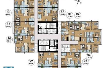 CC bán cắt lỗ 300tr CHCC Goldmark City 1502-169.11 S1 và 1202-122.83m2 S4 giá LH: 0359493456