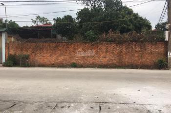 Bán đất thổ cư gần hồ Đồng Quan. LH: 0941736666