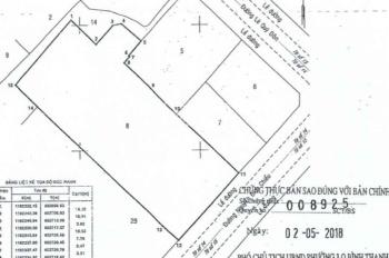 Bán đất mặt tiền Nguyễn Đình Chiểu, quận 3, 3526m2 giá 500tr/m2 LH 0901838587