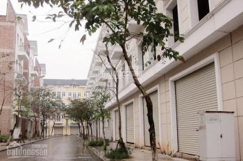 Liền kề Đô Nghĩa, 75m2, xây thô 4 tầng, hoàn thiện mặt ngoài, mặt đường 13,5m, cần bán gấp