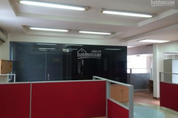 Cho thuê VP tòa nhà Geleximco 36 Hoàng Cầu, Đống Đa 60m2, 80m2, 200m2, 800m2, giá 250.000đ/m2/th
