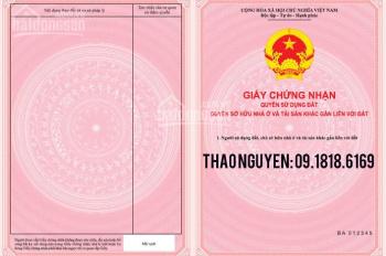 Bán nhà mặt phố Mạc Thái Tông - DT 99m2 * 5 tầng + 1 hầm MT 6m vị trí siêu đẹp, 33 tỷ sổ đỏ