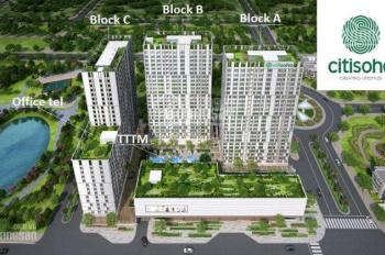 Cần bán gấp căn hộ Citi Soho - Trung tâm hành chánh Q2 - Gía 1 tỷ 5 - LH 0938 78 38 72