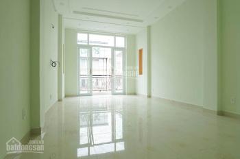Cho  thuê nhà hẻm 322 An Dương Vương 5m x 23m, trệt, 2 lầu, sân thượng