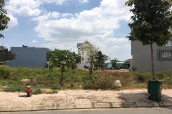 Đất bán đường mặt tiền Nguyễn Văn Tiếp, KDC Đường 10, TT Bến Lức, LA. DT 100m2, LH 0919072806