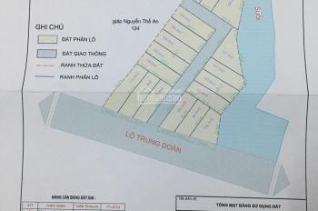Bán đất nền đường Trung Đoàn, Cửa Dương, Phú Quốc - 1.2 tỷ/nền
