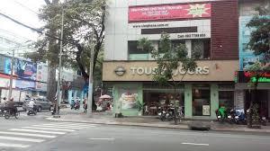 Cho thuê căn góc 2 MT đường Nguyễn Thông, ngay trung tâm Q. 3, DT: 12x35m, trệt, 2 lầu, 130tr/th