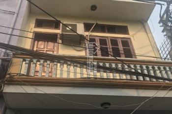 Cho thuê nhà riêng đường Nguyễn An Ninh, nhà 40m2 x 4 tầng, ô tô đỗ cửa, 9 tr/th
