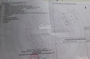 Bán lô đất ngay trung tâm thị trấn Hiệp Phước, Nhơn Trạch, 0974474249