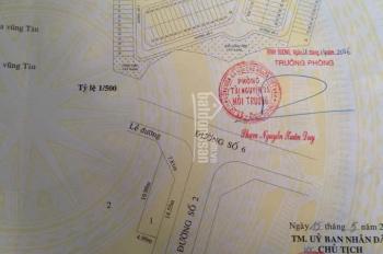 Chính chủ gửi bán nhà đất góc 2 MT KDC Đông Hòa, P. Đông Hòa, Dĩ An, Bình Dương