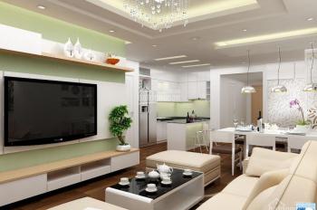 Bán căn hộ 118m2 chung cư Trung Yên 1, Trung Kính, đủ đồ 25tr/m2