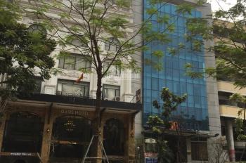 Bán tòa nhà 9 tầng thang máy mặt phố số 142 Triệu Việt Vương, 100m2, mặt tiền gần 5m, giá 52 tỷ