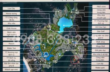 Bán lô đất làm dự án 59 công Búng Gội, Phú Quốc, giá cực hợp lý. 0905974688