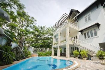 Cần bán biệt thự villas ven sông Thảo Điền khu compoud tuyệt đẹp