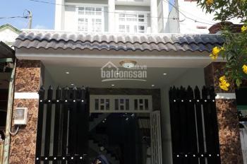 Bán nhà mặt tiền Nguyễn Thị Sáu, Thới Tam Thôn, 4 x 20m, đúc 1 lầu BTCT 3PN, sân xe hơi
