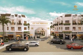 Bán đất dự án Lộc Phát Residence mặt tiền đường 22/12, sổ riêng từng nền, LH: 094.39.69.119