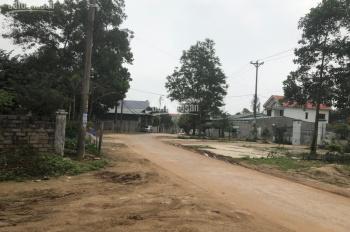 Chính chủ bán đất trung tâm Vân Đồn, cạnh hồ điều hòa, khu trung tâm hành chính, mặt đường 30m
