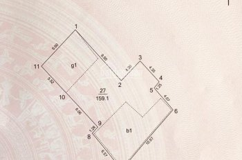 Bán đất tại số 10, hẻm 10, ngách 69, ngõ 117 Thái Hà, Hà Nội