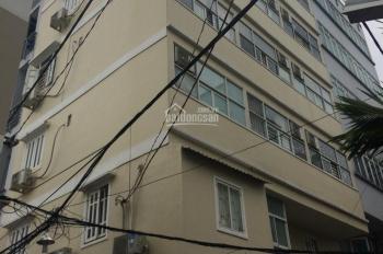 Chính chủ bán nhà làm CHDV 2MT hẻm 2 xe hơi, 10 x 7m 7 tầng (6 lầu) thang máy, 23 phòng, TN 100tr/t