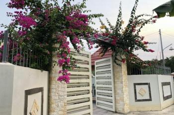 Biệt thự mini sân vườn Phú Lợi tuyệt đẹp