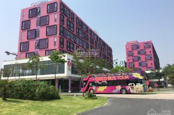 Bán góc 2 MT shophouse tổ hợp giải trí Cocobay, Đà Nẵng, bên cạnh condotel 30 tầng, 10 x 19m