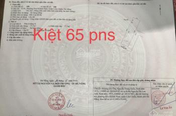 Bán nhà cấp 4, DT 101m2, 2 mặt kiệt Phạm Như Xương gần trường ĐH Sư Phạm