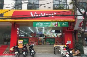 Cho thuê mặt bằng kinh doanh, mặt phố Trần Đăng Ninh kéo dài, DT 120m2 x 1 tầng, mặt tiền rộng 10m