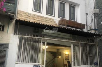 Bán nhà hẻm 3m Huỳnh Tịnh Của, quận 3, 5x7.5m công nhận 37m2, nhà cực đẹp, trệt 2 lầu ST, 4.9 tỷ TL