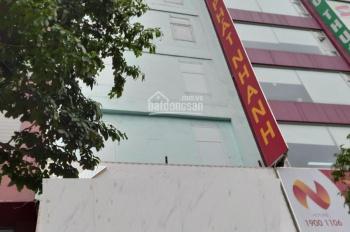 Nhà building ngõ 80 phố Trung Kính, DT 70m2 xây 6 tầng, thông sàn có thang máy