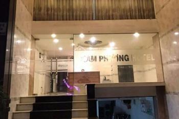 Đi định cư, bán gấp KS mặt tiền Trương Công Định, Tân Bình, DT 5,8x20m, 7 tầng, giá 28.5 tỷ